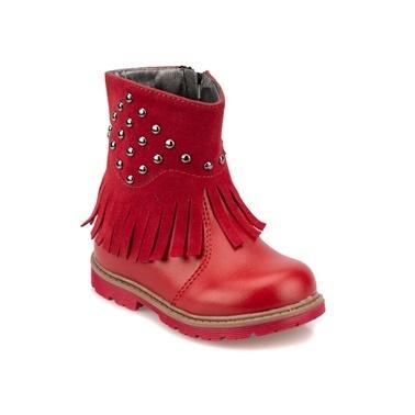 Polaris Çizme Kırmızı